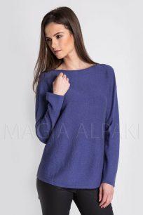 sweter-damski-welniany-z-alpaki-fioletowy