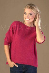 sweter-welniany-alpaka-czerwony